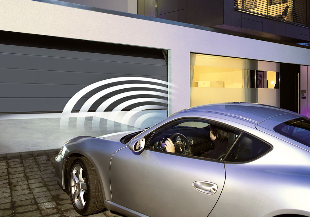 Sectional Garage Doors from Hörmann | Modern sectional doors from ...