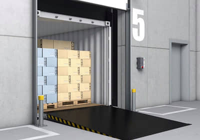 H 246 Rmann Loading Technology Dock Levellers Door Systems